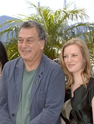 Sarah Polley previously served on the Cannes Film Festival jury, alongside Stephen Frears