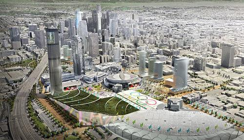 Take Olympic: 7 Very Big-Deal Plans in Los Angeles's New 2024 Olympics Bid