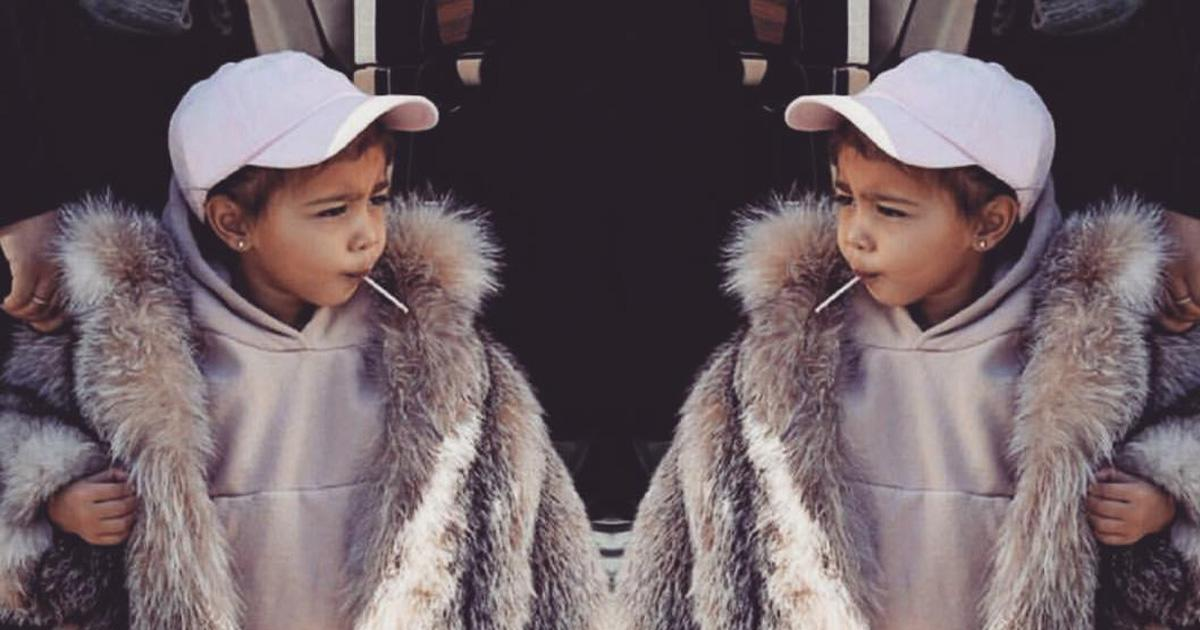 North West just declared she's a HUGE Lady Gaga fan in the cutest way