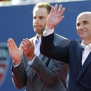 Agassi inducted into US Open Court of Champions The Associated Press Getty Images Getty Images Getty Images Getty Images Getty Images Getty Images Getty Images Getty Images Getty Images Getty Images G