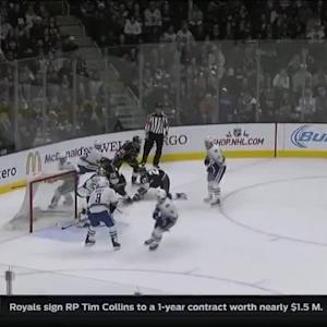 Vancouver Canucks at Los Angeles Kings - 12/01/2015