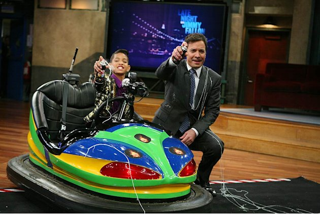 Willow Smith Late Night With Jimmy Fallon