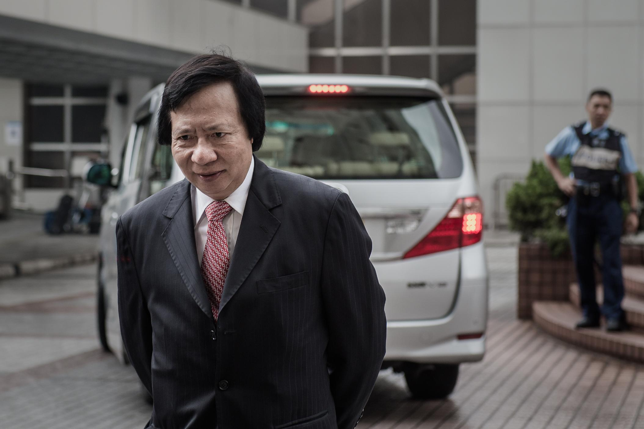 Hong Kong tycoon and former senior official face jail for graft