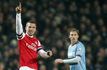 Arsenal tell Schalke: Podolski not for sale