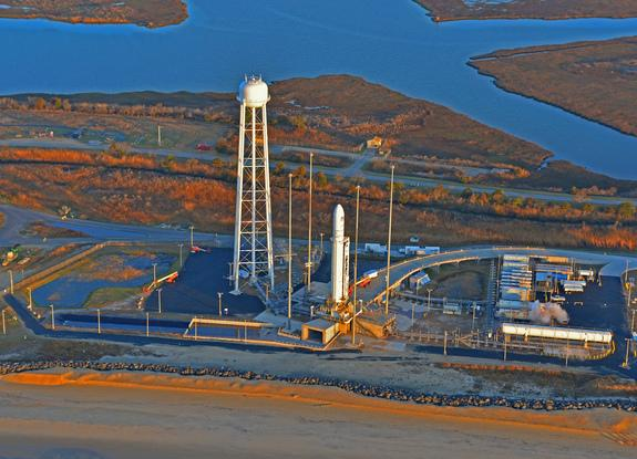 New Private Rocket May Launch Friday After Delay