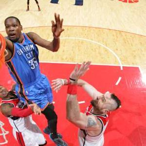 Dunk of the Night - Kevin Durant