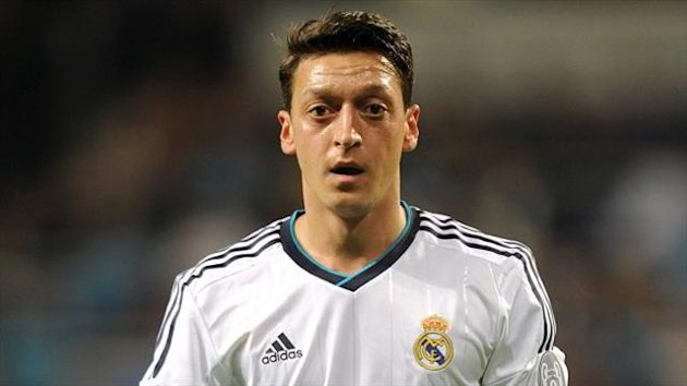 Arsenal are closing in on Real Madrid midfielder Mezut Ozil