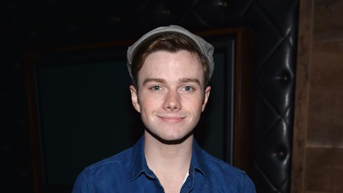 EXCLUSIVE - Chris Colfer attends a private event at Hyde Staples Center hosted by Dell for the Katy Perry concert on September 19, 2014 in Los Angeles, Calif. (Photo by John Shearer/Invision for Dell/AP Images)