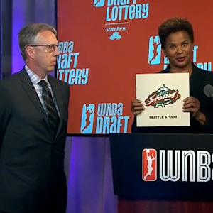 2015 WNBA Draft Lottery