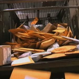 Post Office Faces Busiest Days of the Year