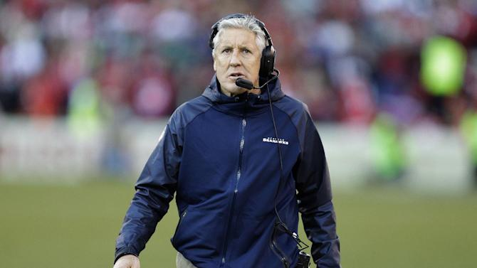 Seahawks left waiting for division title