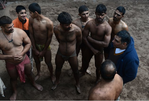 PAKISTAN-WRESTLING-SOCIETY