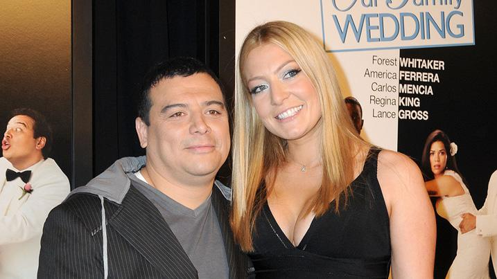 Our Family Wedding NY Premiere 2010 Carlos Mencia
