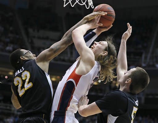 Wichita St.'s 3-pointers boot No. 1 Gonzaga 76-70