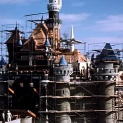 Watch Disneyland Get Built In Just 1 Minute