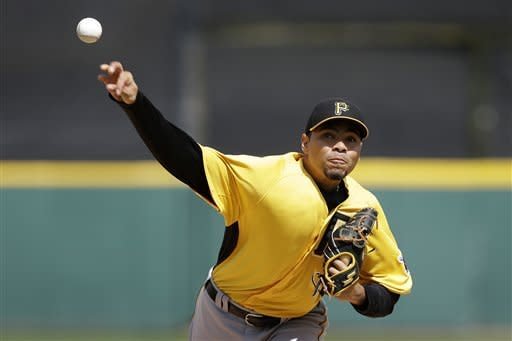 Cabrera homers to help Tigers beat Pirates 4-1