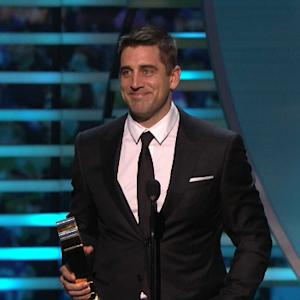 'NFL Honors': Green Bay Packers quarterback Aaron Rodgers wins Most Valuable Player