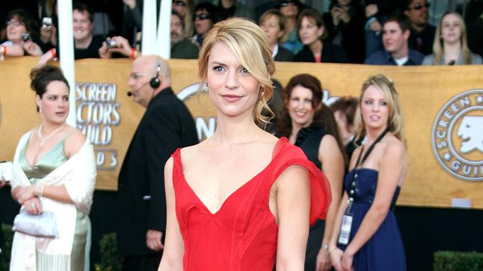 15th Annual Screen Actors Guild Awards 2009 Claire Danes