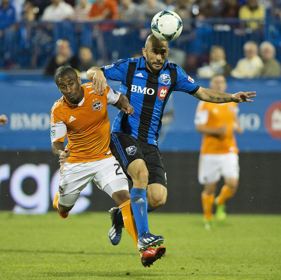 Di Vaio scores 2 goals in Impact's 5-0 win