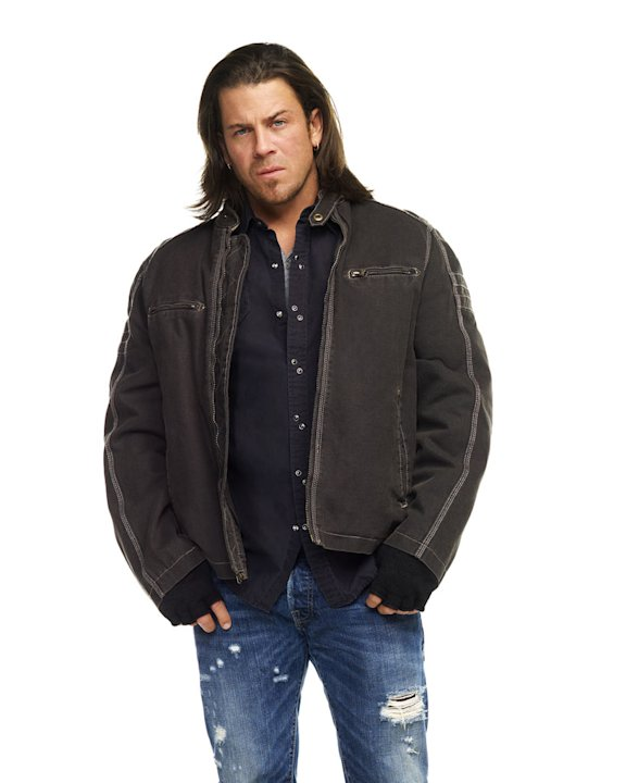 Christian Kane stars as Eliot Spencer in &quot;Leverage.&quot; 