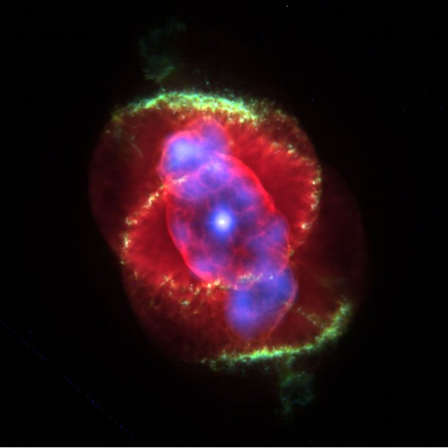 Planetary nebula
