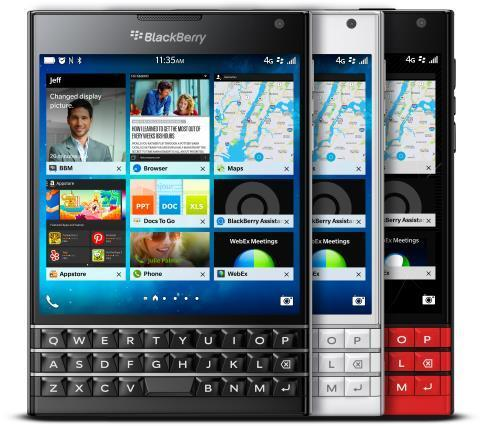 ​BlackBerry, Samsung advance security partnership, services deal