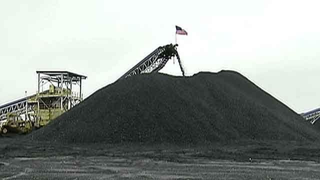 Coal mining jobs cause concerns in swing state