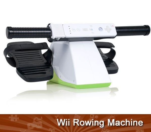 Wii Rowing Machine