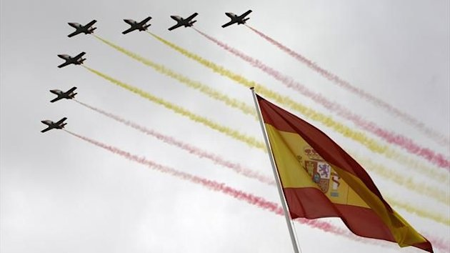 Spain generic Spanish flag