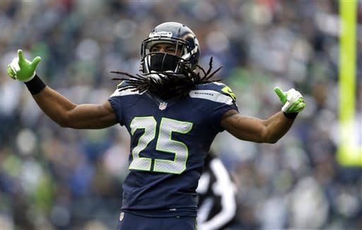 Wilson leads Seattle past St. Louis 20-13