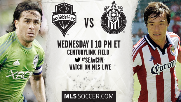 Seattle Sounders vs. Chivas USA | MLS Match Preview