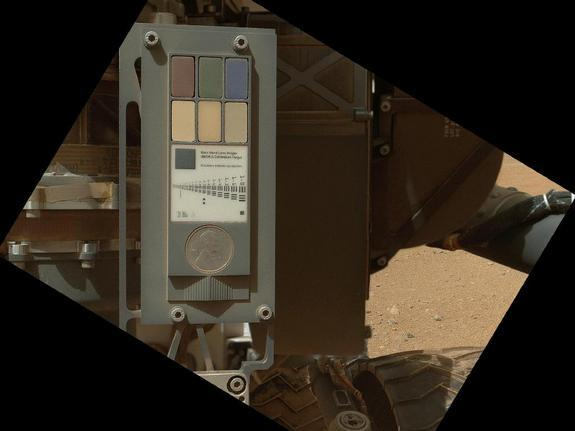 Mars Rover Curiosity Snaps Amazing Hi-Res Self Portraits (Photos)