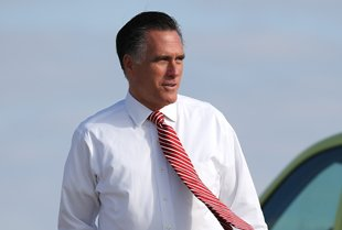 Mitt Romney casts himself as the 'real' change