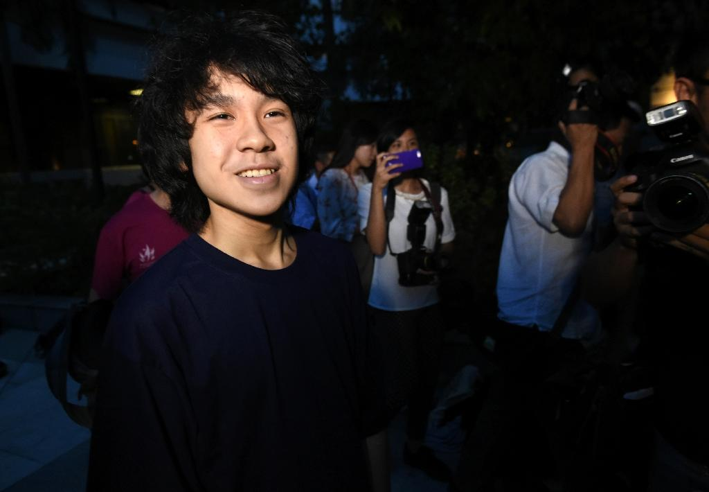 Singapore teen in trouble again for re-posting anti-Lee video
