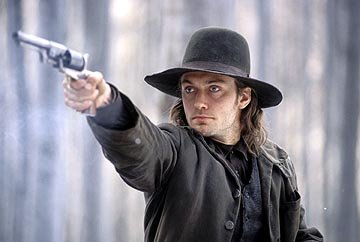 Jude Law in Miramax's Cold Mountain