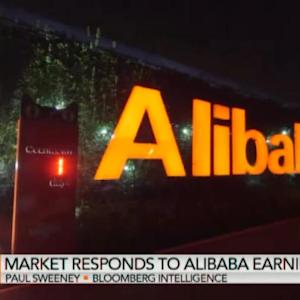 Markets Respond to Alibaba's Earnings, Shares Fall