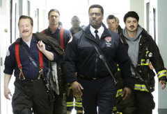 Chicago Fire | Photo Credits: Elizabeth Morris/NBC