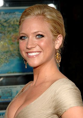 Brittany Snow at the LA premiere of 20th Century Fox's John Tucker Must Die