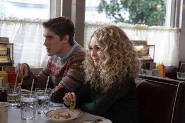 &quot;Fright Night&quot; -- Brendan Dolling as Walt and AnnaSophia Robb as Carrie