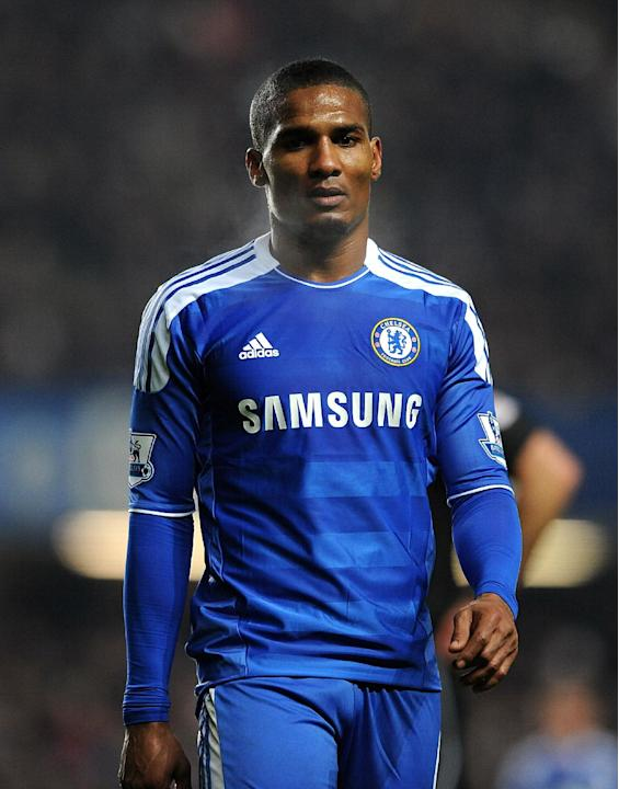 Florent Malouda has been left out of Chelsea's squad for this year's Champions League