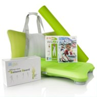 Nintendo Wii Fit Plus Bundle with Balance Board, 2 Games and Accessories