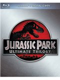 Jurassic Park Trilogy Box Art