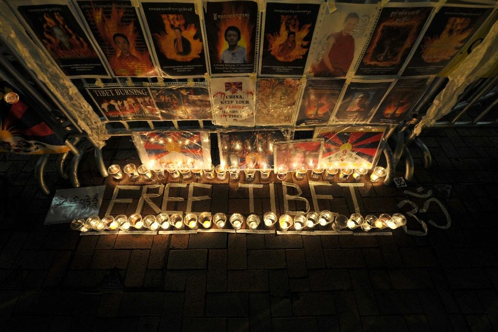 Tibetan father of four sets himself alight in China: reports