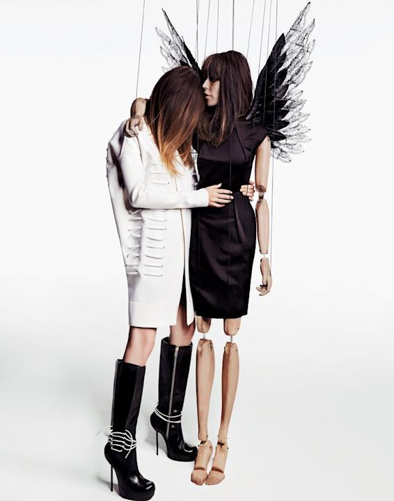 Barneys New York Celebrates Its Fall 2013 Campaign