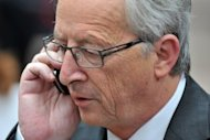 <p>H ead of the eurozone finance ministers group Jean-Claude Juncker, pictured in June, will visit Greece on August 22, the office of Greek Prime Minister Antonis Samaras said.</p>