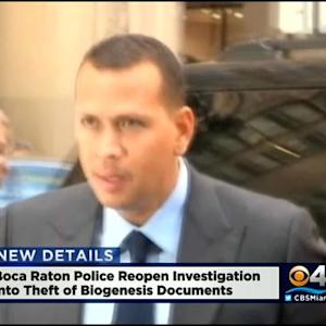 Boca Police Reopen Investigation Of Stolen Documents Involving Arod