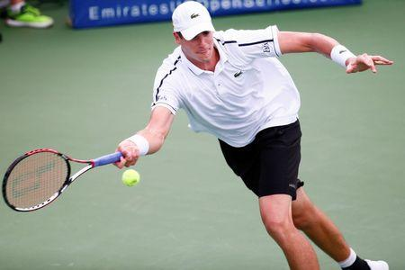 Tennis: BB&T Atlanta Open-Isner vs Berankis