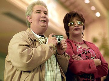 Martin Short and Jan Hooks in Gold Circle's Jiminy Glick in La La Wood