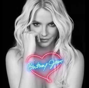"This photo provided by RCA Records shows the album cover for Britney Spears', ""Britney Jean,"" from RCA Records. (AP Photo/RCA Records)"