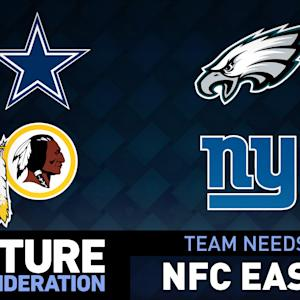 2015 NFL Draft: NFC East team needs